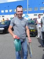 Головач Сергей - абсолютный победитель мероприятия